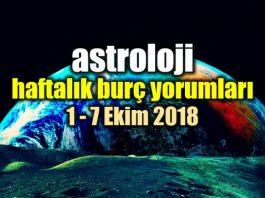 Astroloji: 1 - 7 Ekim 2018 haftalık burç yorumları