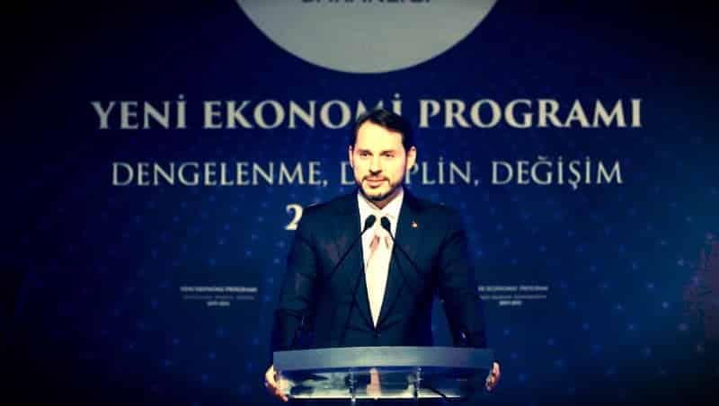 Berat Albayrak Yeni Ekonomik Programı (YEP) açıkladı