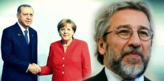 recep tayyip Erdoğan angela Merkel Can Dündar bir ajandır!