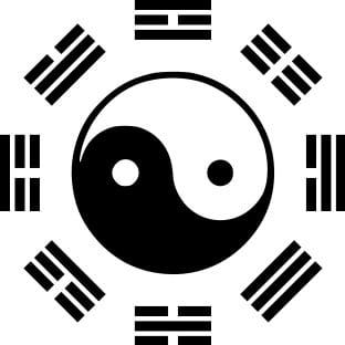 feng shui ying yang dizayn ofis tasarımı
