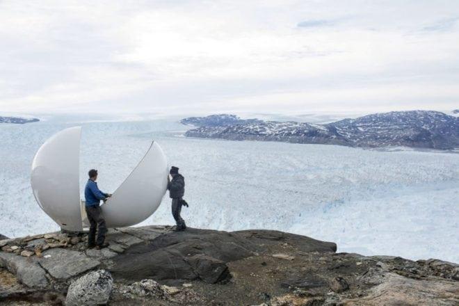 grönland buz tabakası erime greenland ice melting