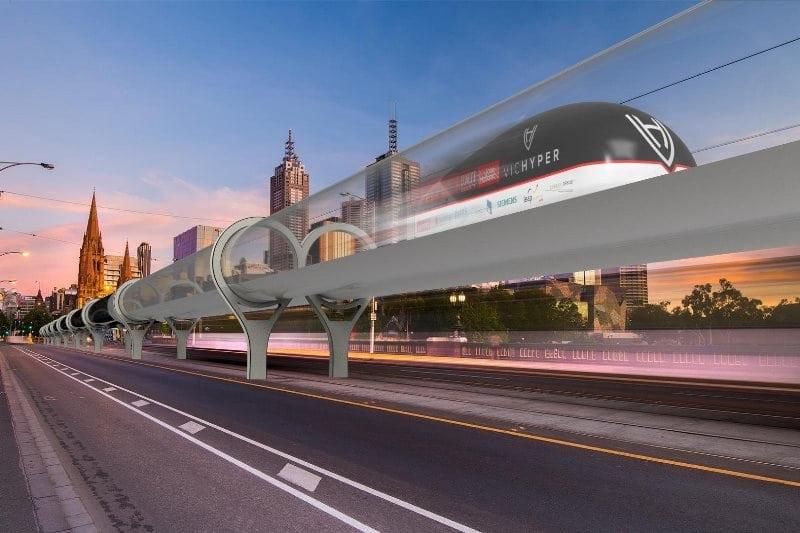 Hyperloop sayesinde ulaşım kolaylaşacak