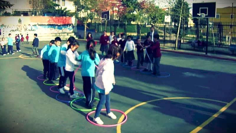 ilkokulda oyun fiziki etkinlikler beden eğitimi dersleri