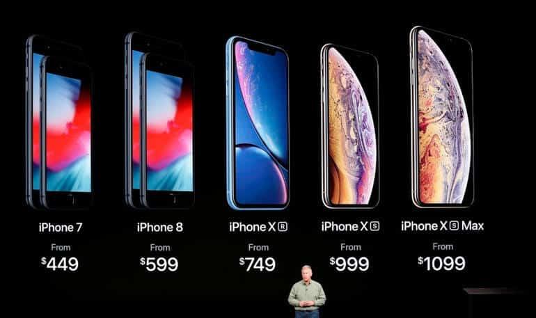 iphone xs max xr apple fiyatı ne kadar kaç tl