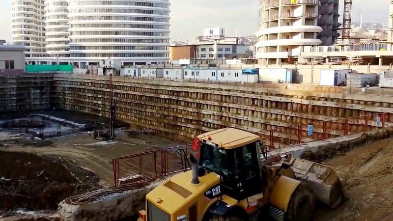 Konuta ilgi sona erdi: İstanbul beton hayalet kente dönüşüyor tamamlanmayan inşaat projeleri