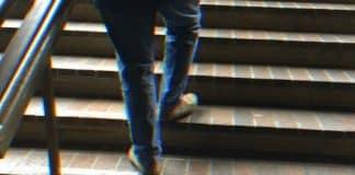 merdiven çıktıktan sonra kireçlenme