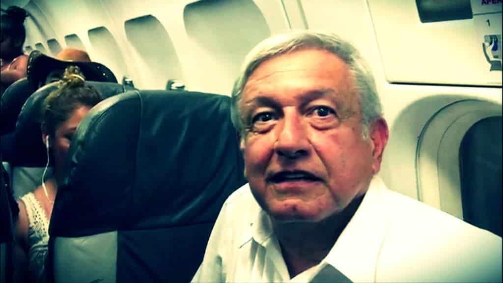 Meksika cumhurbaşkanı Andres Manuel Lopez Obrador, başkanlık uçağına binmenin'utanç verici' olacağını söylüyor.
