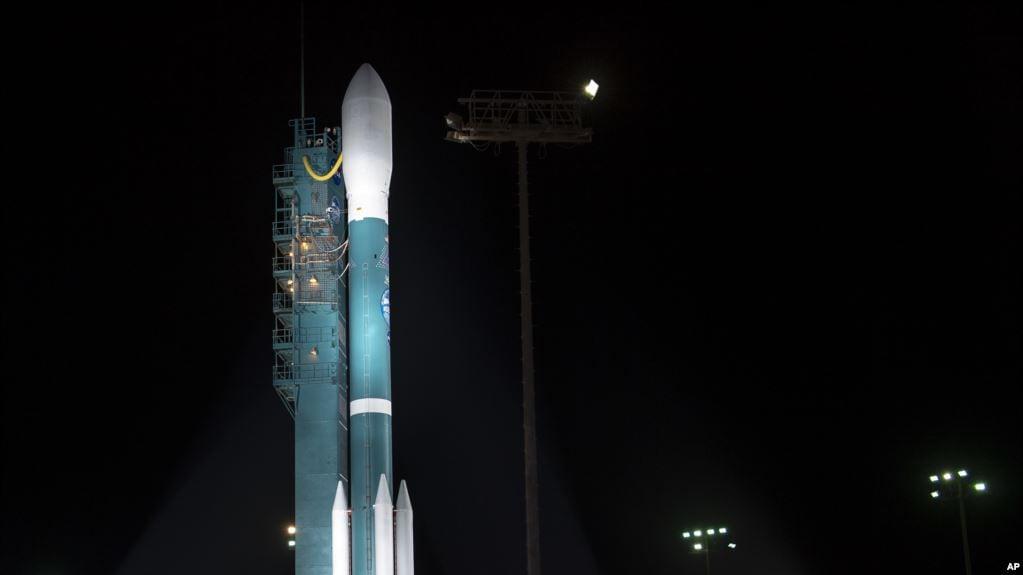 NASA buzulları incelemek üzere 1 milyar Dolar değerinde uydu fırlattı