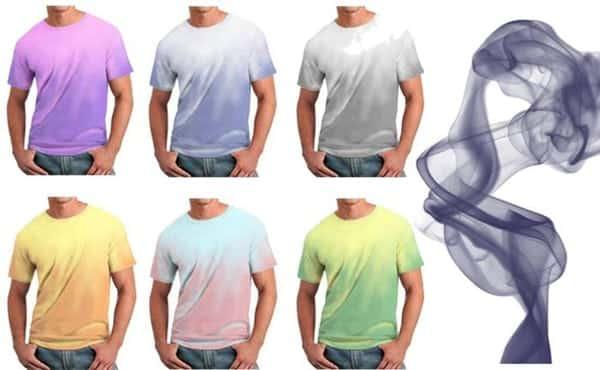 renk değiştiren kıyafetler