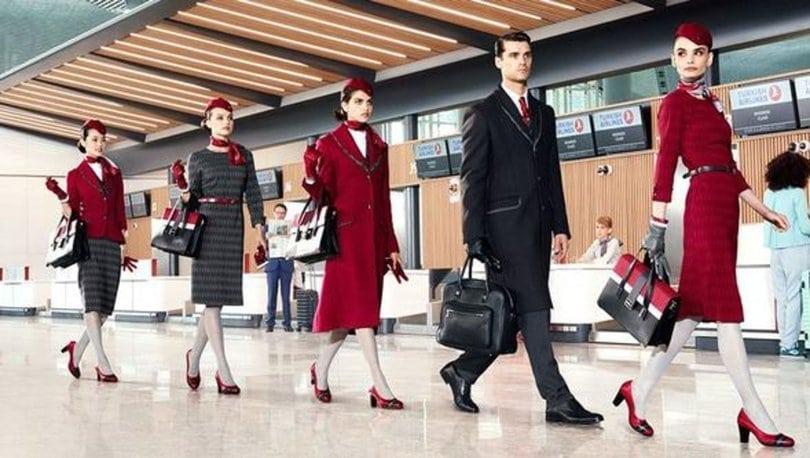 Türk Hava Yolları (THY) yeni üniformaları görücüye çıktı