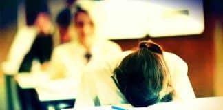 Üniversite sınavına hazırlanan gençlerin hissettikleri