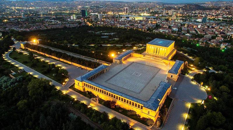 29 Ekim Cumhuriyet Bayramında ziyaret edilebilecek tarihi yerler
