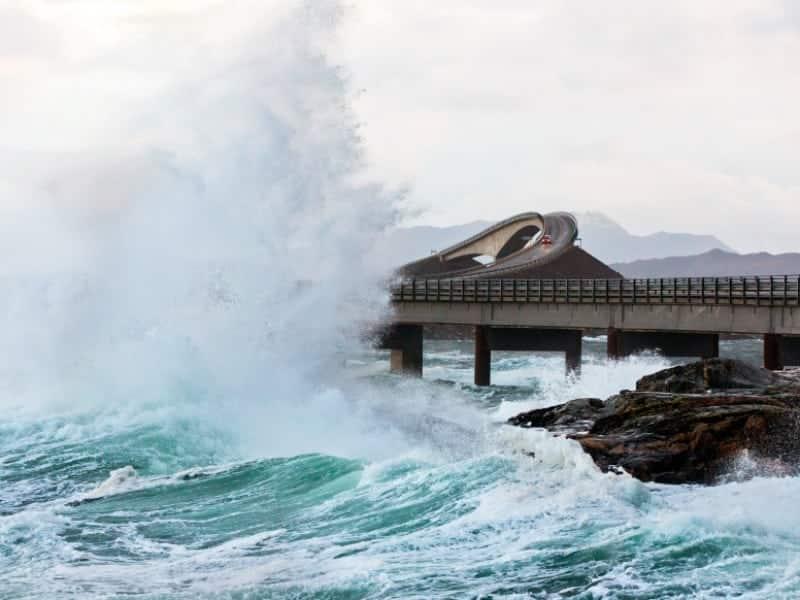 Atlantic Yolu, Norveç