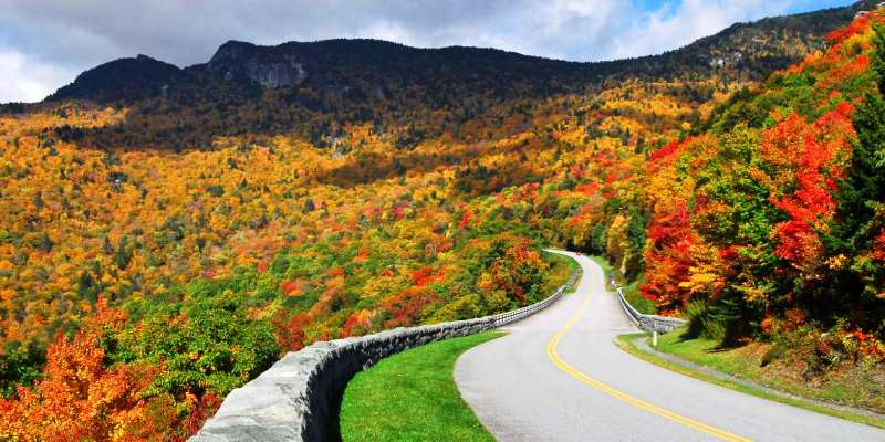Blue Ridge Parkway, North Carolina & Virginia