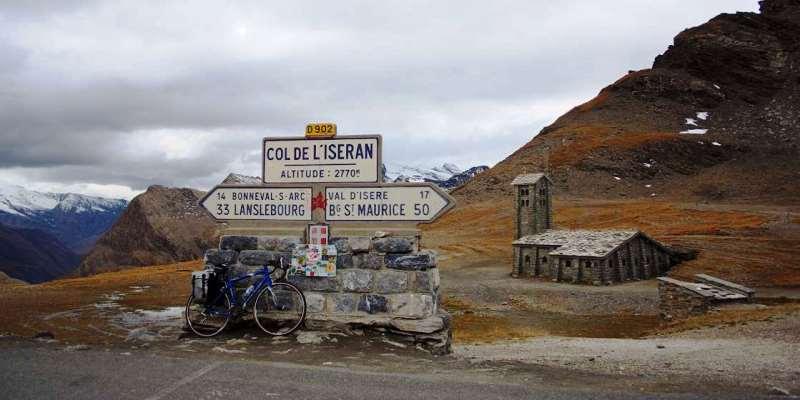 Col de l'Iseran, Fransa france