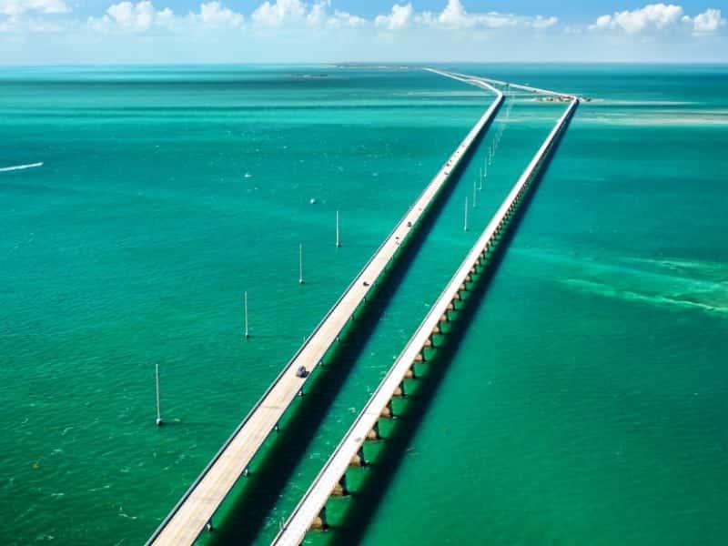 Denizaşırı Otoyolu, Florida
