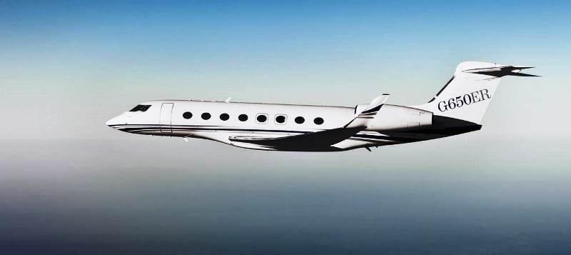 Dünyanın en hızlı iş jeti: Gulfstream G650ER