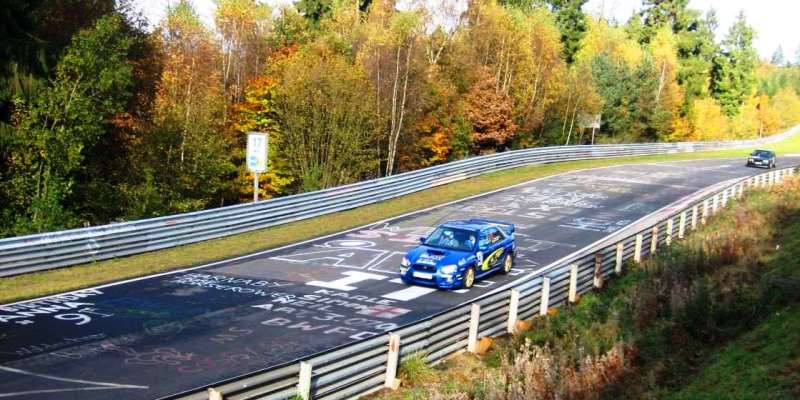 Nurburgring Nordschleife, Almanya