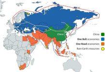 Bir Kuşak, Bir Yol, (One Belt One Road-OBOR) Projesi