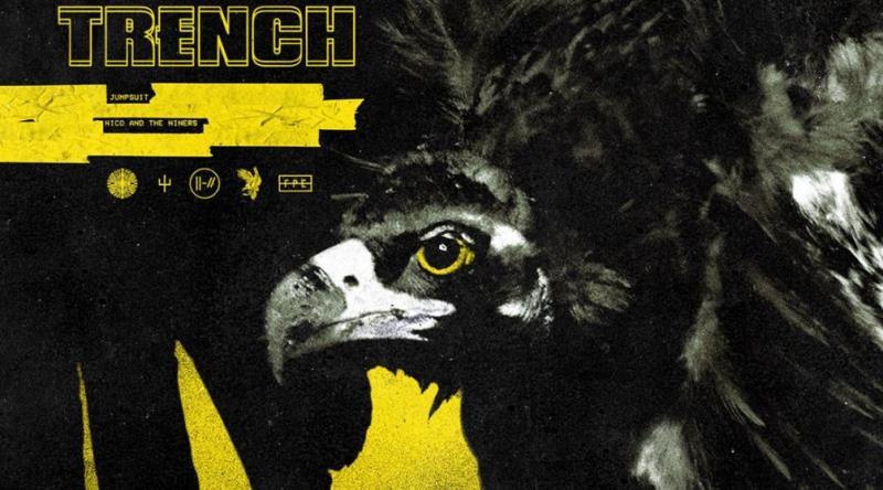 Trench albüm kapağı