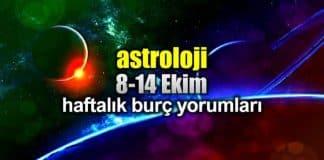 Astroloji: 8 - 14 Ekim 2018 haftalık burç yorumları