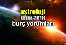 Astroloji: Ekim 2018 aylık burç yorumları