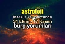 Astroloji: Merkür Yay burcunda (31 Ekim - 17 Kasım) burç yorumları