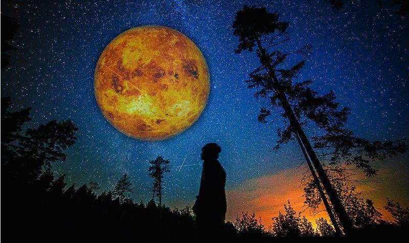Venüs Akrep burcunda: Dönüşümü seviyorum!