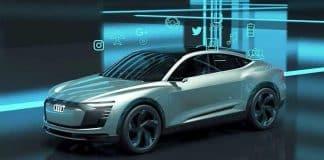 audi yapay zeka ai otonom sürüş teknoloji