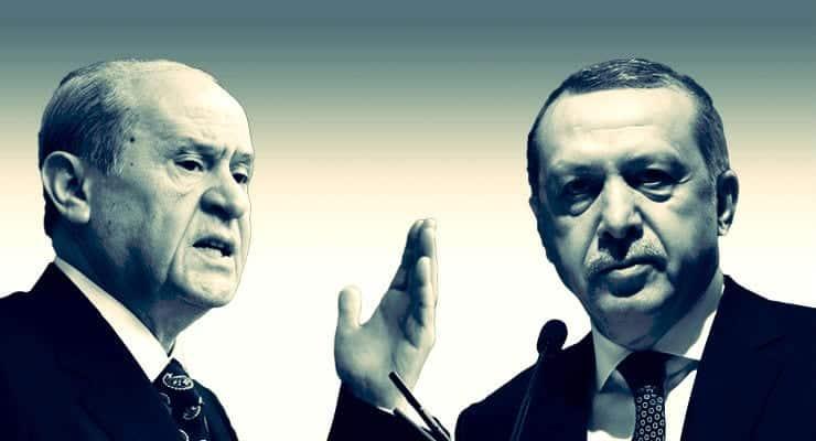Bahçeli Erdoğan af tasarısı tartışması