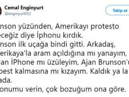iPhone parçalayan MHP milletvekil Cemal Enginyurt: Kaldık ya la ortada!