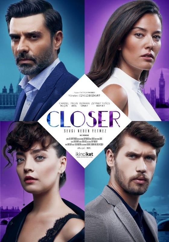 Closer - Sevgi Neden Yetmez? tiyatro oyunu UNIQ Hall'de