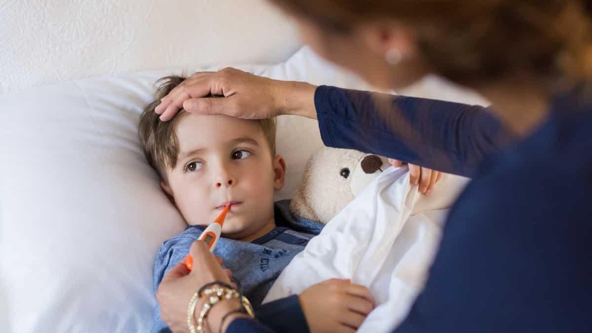 çocuk hastalıkları