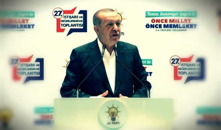 Erdoğan McKinsey açıklaması: Fikri danışmanlık hizmeti almayacağız!