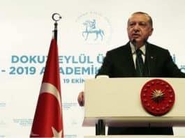 Erdoğan Türkiye üniversitelere ilk 500 tepkisi