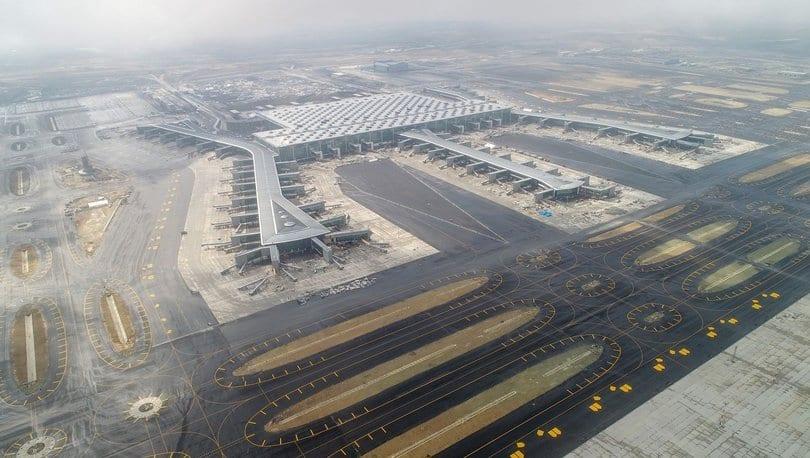 Erdoğan 3. Havalimanı adını açıkladı: İstanbul Havalimanı