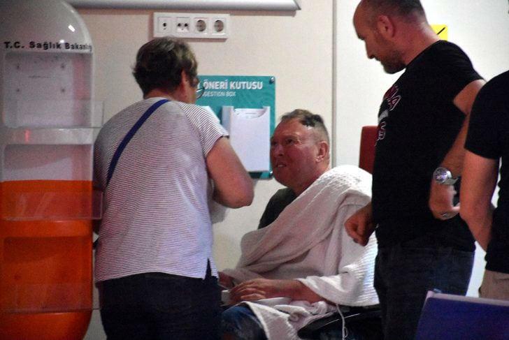 kuyumcuda pırlanta yüzük yutan turist marmaris devlet hastanesi