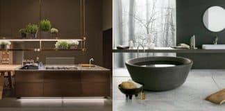 Mutfak ve banyo dekorasyonu