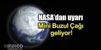 NASA'dan uyarı: Güneş uykuda, Mini Buzul Çağı başlıyor!