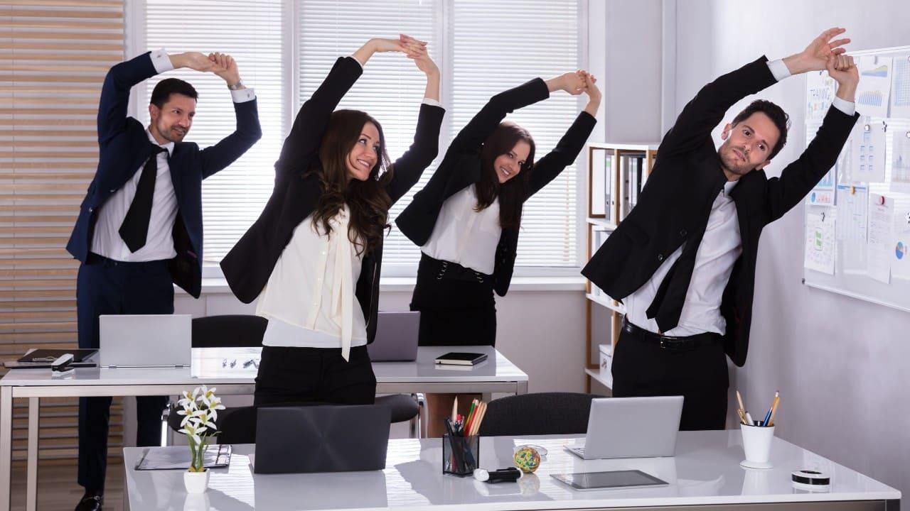 Ofis çalışanları için 10 önemli egzersiz nedir?