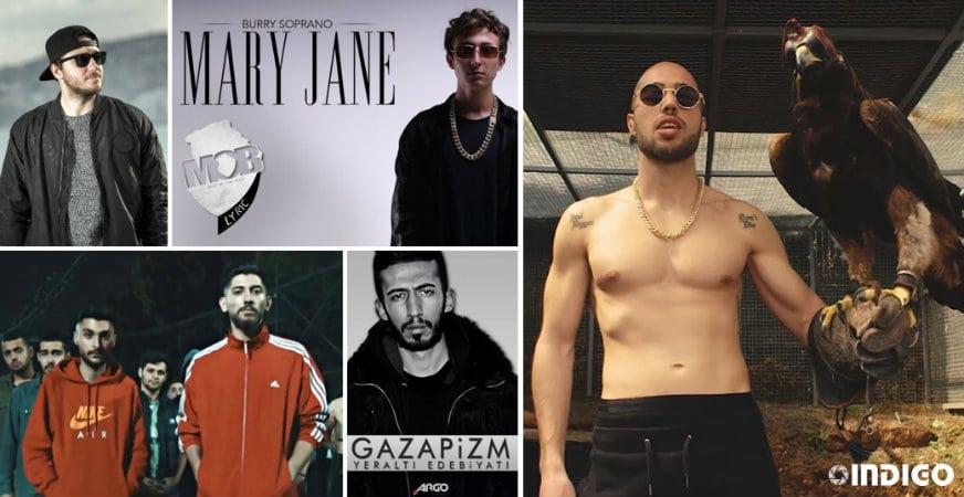 Rap ve yeni müzik piyasası: Ezhel, Gazapizm, Canbay & Wolker, Contra & Anıl Piyancı, Burry Soprano, Ben Fero... Kabul edelim devir değişti!