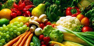 Sarı nokta hastalığı için bol renkli diyet beslenme
