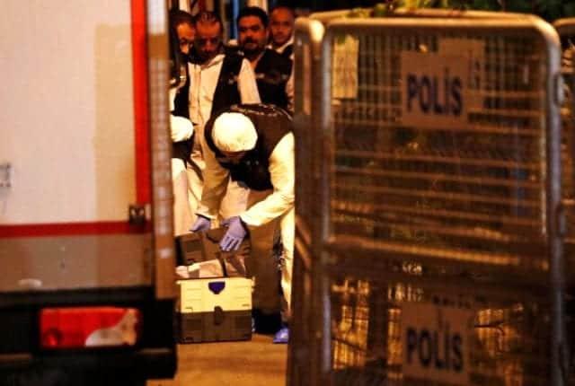 suudi arabistan istanbul başkonsolosluğu cemal kaşıkçı suikasti