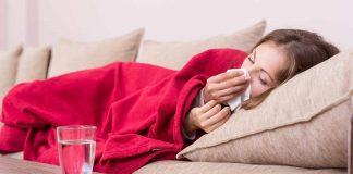 Üst solunum yolu enfeksiyonu mevsim değişikliklerinde daha sık görülüyor