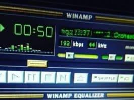 Efsane müzik programı Winamp geri döndü!