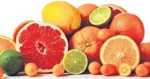 turunçgiller c vitamini stres