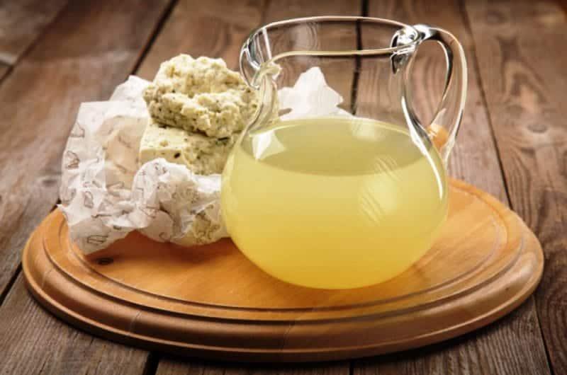 Peynir altı suyu evde nasıl yapılır? tarifi malzemeler hazırlanışı probiyotik