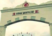 ak parti akp gümüşhane köse belediyesi şehitliği