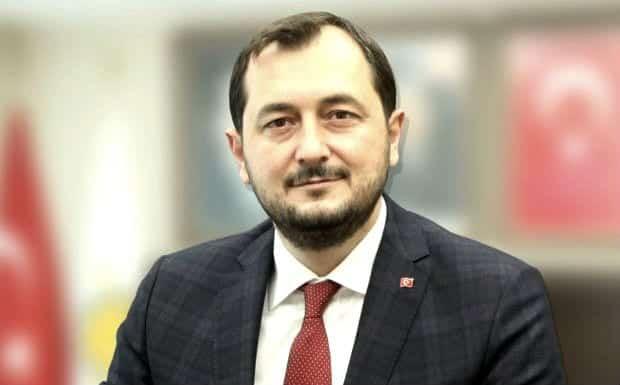 AK Parti Tekirdağ İl Başkanı Cüneyt Yüksel