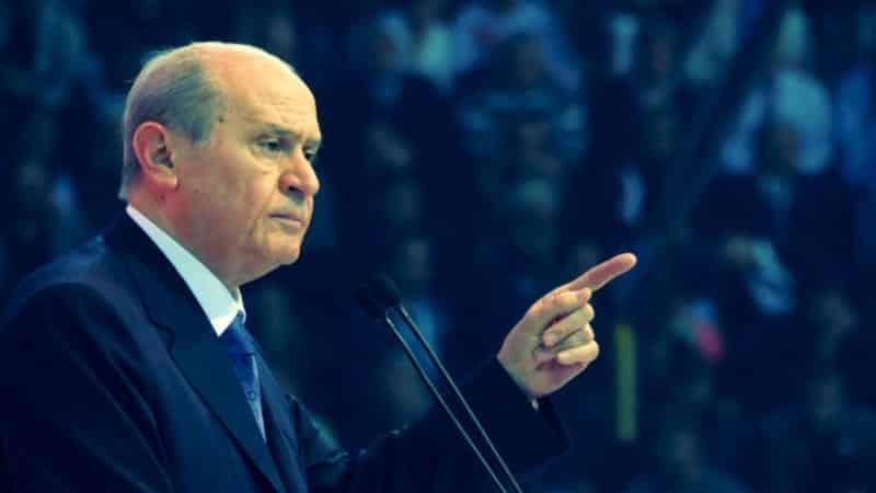 Bahçeli: AK Parti kimi isterse aday çıkarabilir, biz ön şartsız destekleyeceğiz